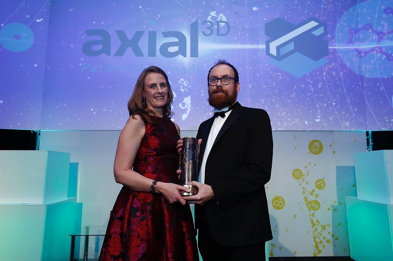 Axial3D win Medtech Award