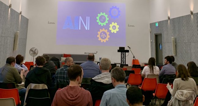 AI NI #8 – AI & VR, an Unexpected Alliance