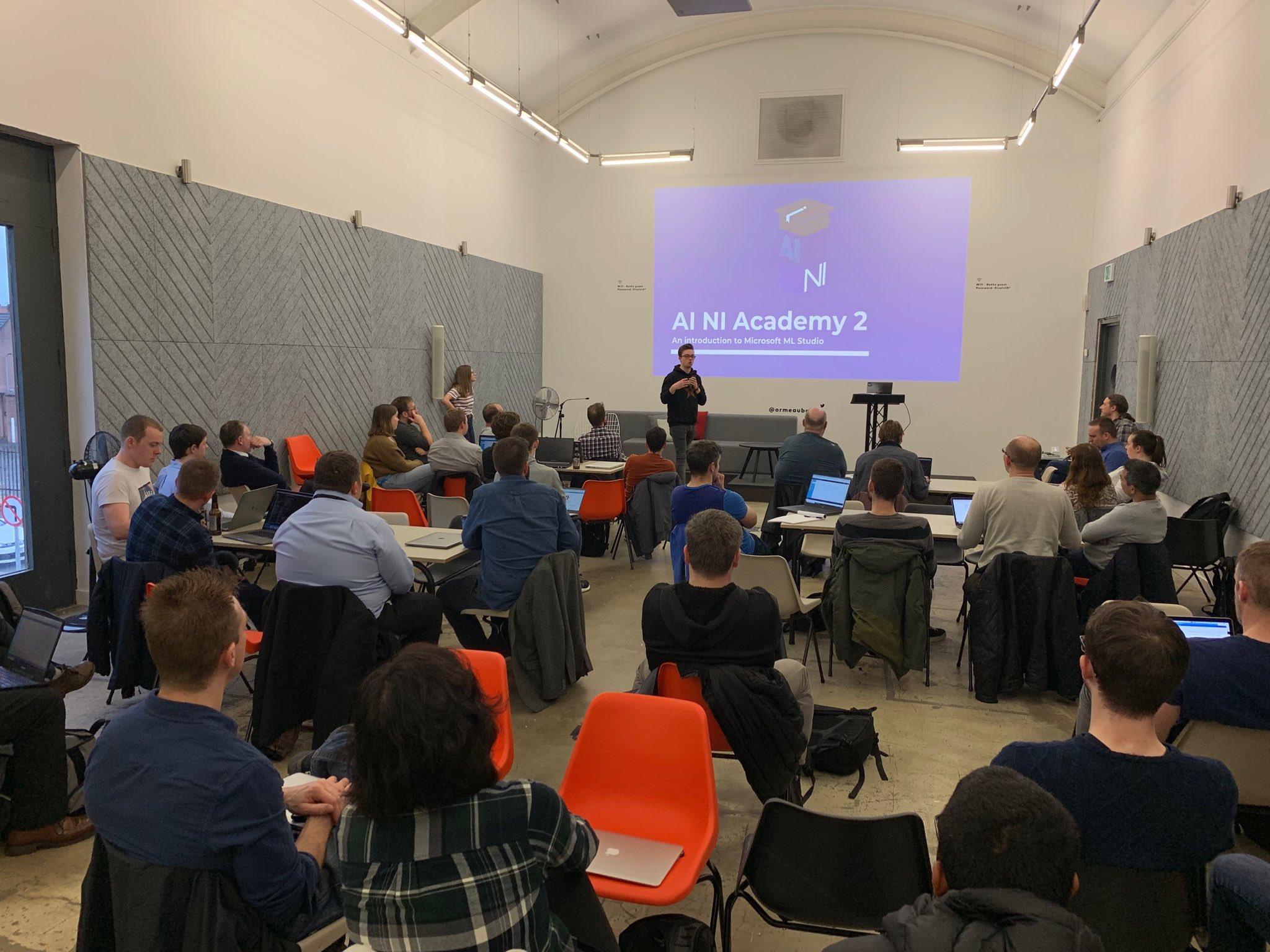 AI NI #2 – An Introduction to Microsoft ML Studio