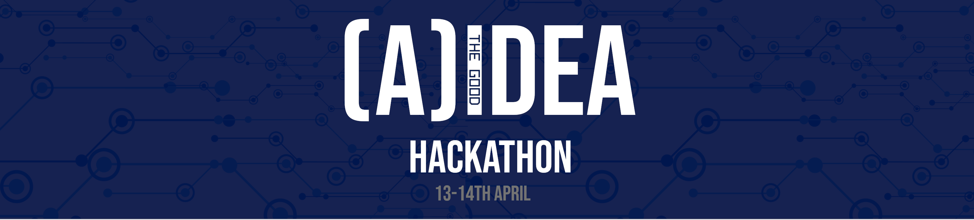 The Good (A)Idea Hackathon