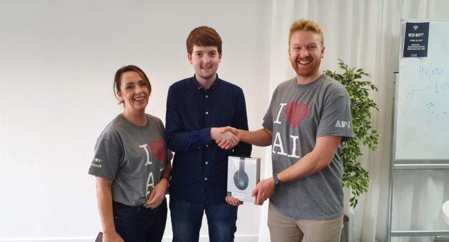 Hays Prize Winner